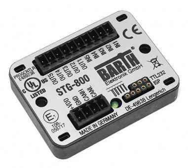 lococube® mini-PLC STG-800