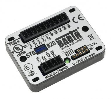 lococube® mini-PLC STG-820