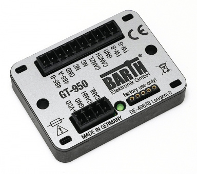 lococube® CAN-FD Gateway GT-950