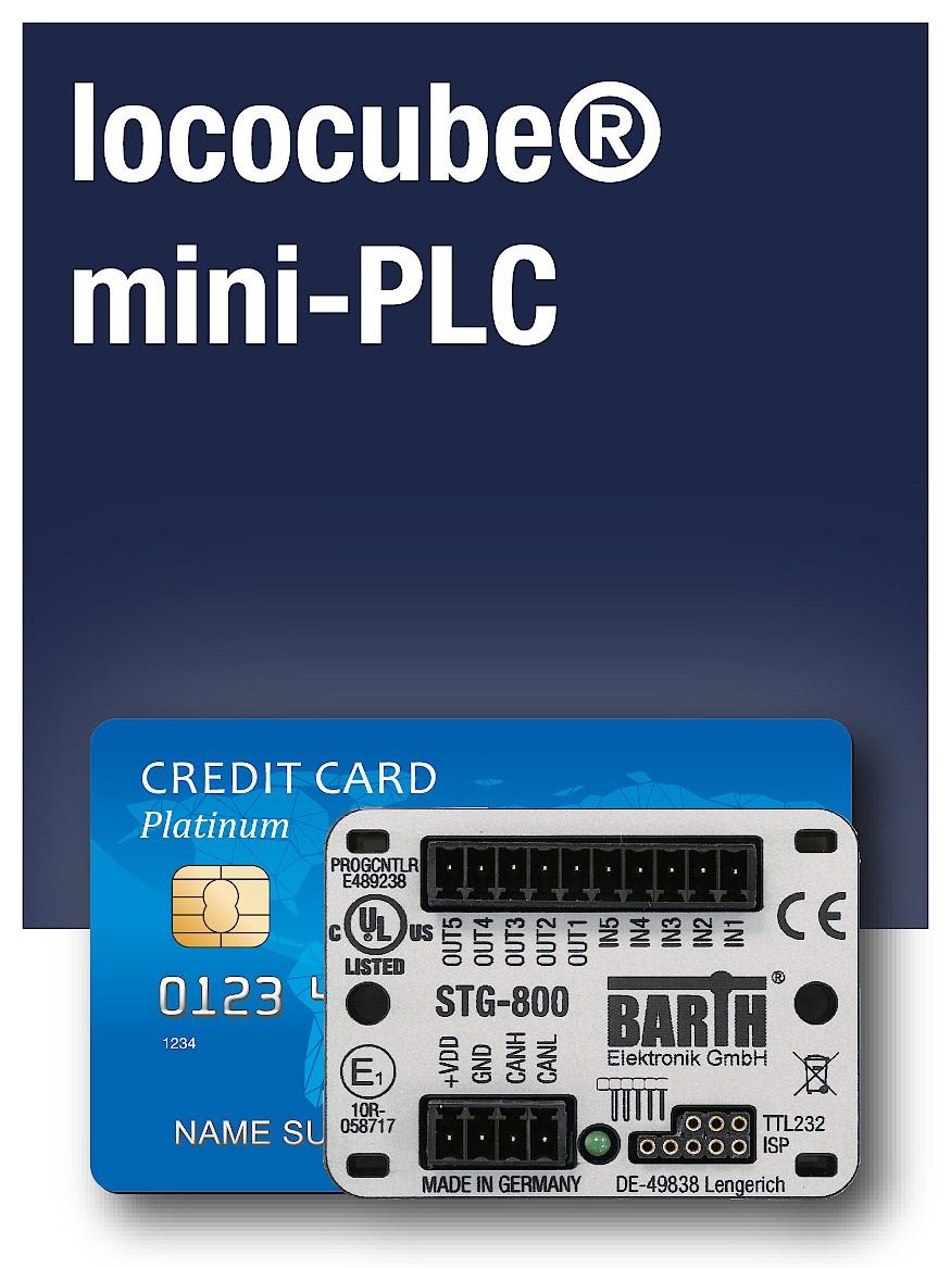 The full range of rugged and small PLCs